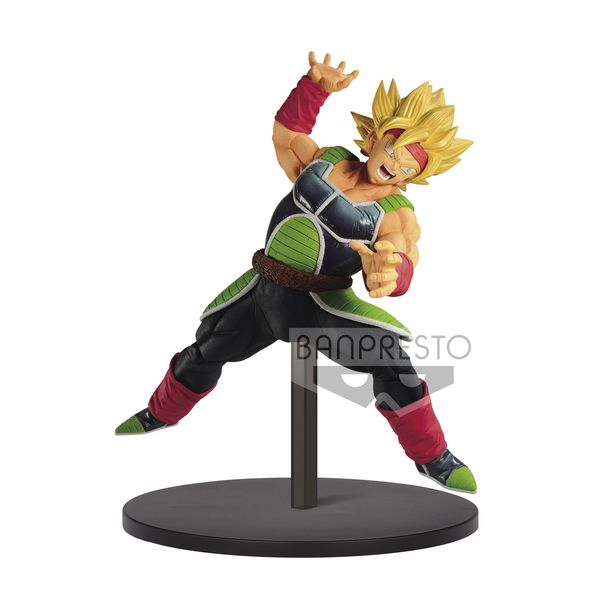 Bardock SSJ Figure Dragon Ball Super Chosenshiretsuden II Vol 4
