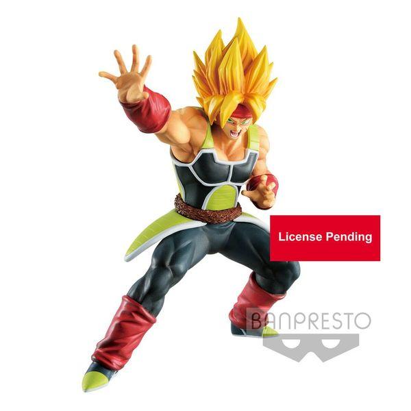 Bardock SSJ Figure Dragon Ball Z Posing Series
