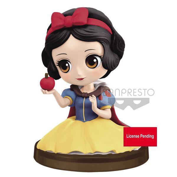 Figura Blanca Nieves Sentada Disney Q Posket Petit