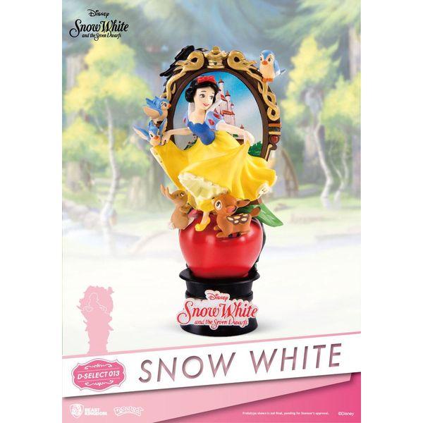 Snow White Figure Disney D-Select