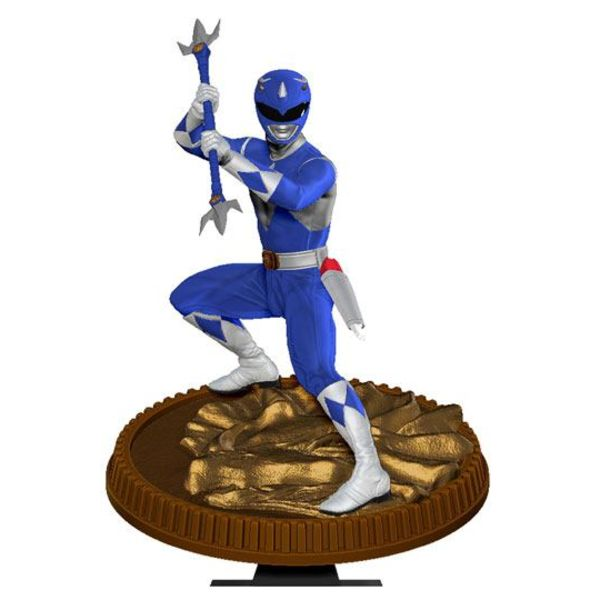 Figura Blue Ranger Mighty Morphin Power Rangers