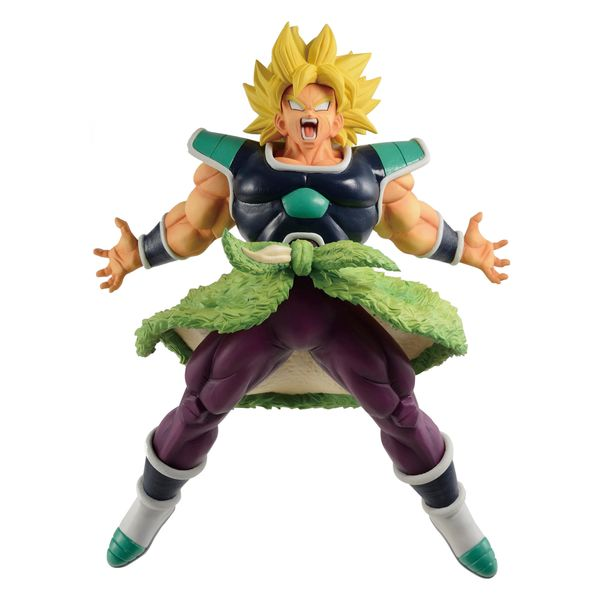 Figura Broly SSJ Dragon Ball Legends Ichibansho Rising Fighters