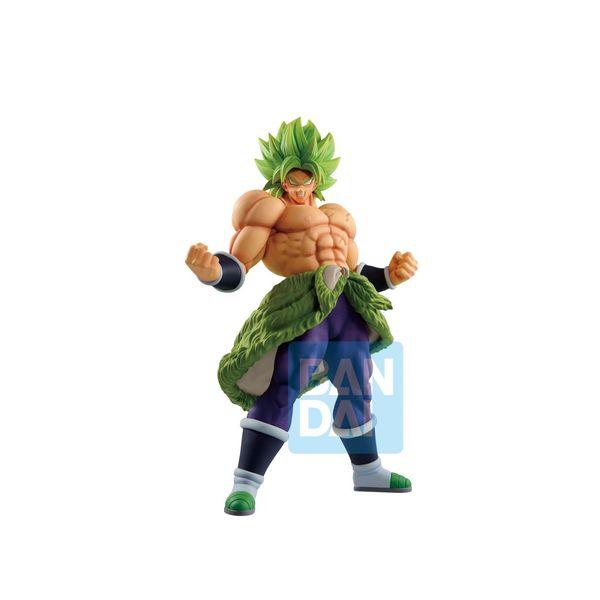 Broly SSJ Full Power Ultimate Variation Figure Dragon Ball Super Ichibansho