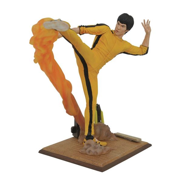 Figura Bruce Lee Kicking Gallery