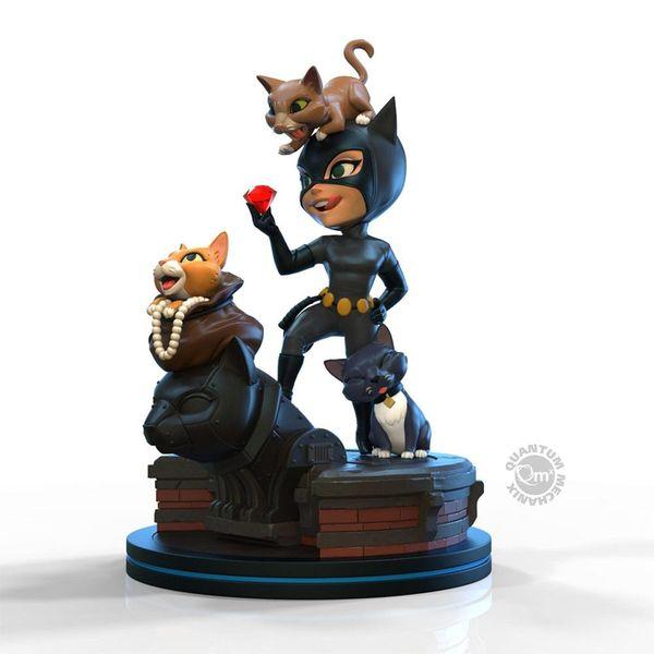 Catwoman Figure DC Comics Q Fig Elite