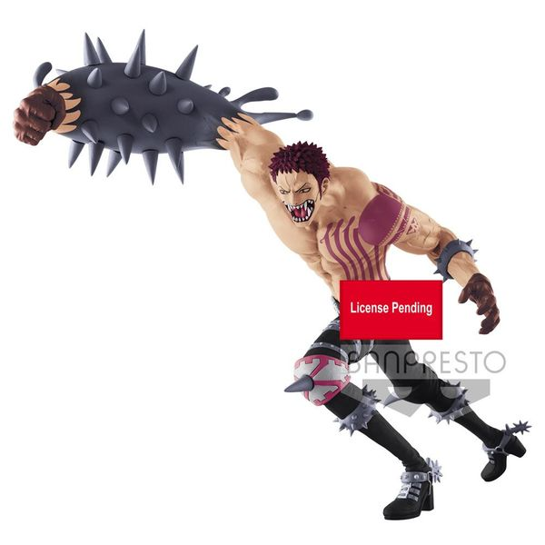 Charlotte Katakuri Figure One Piece Battle Record Collection
