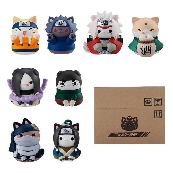 Come Here Sasuke-kun Limited Figure Naruto Shippuden Nyaruto Set