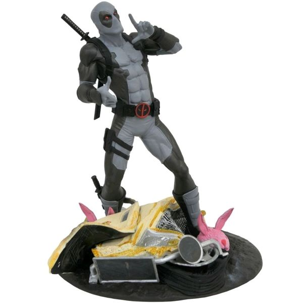 Copy Deadpool Taco Truck Figure Marvel Gallery