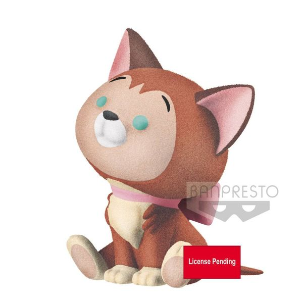 Figura Dinah Aristogatos Disney Fluffy Puffy Cutte