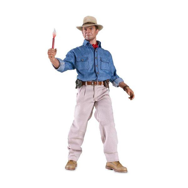 Dr Alan Grant Figure Jurassic Park
