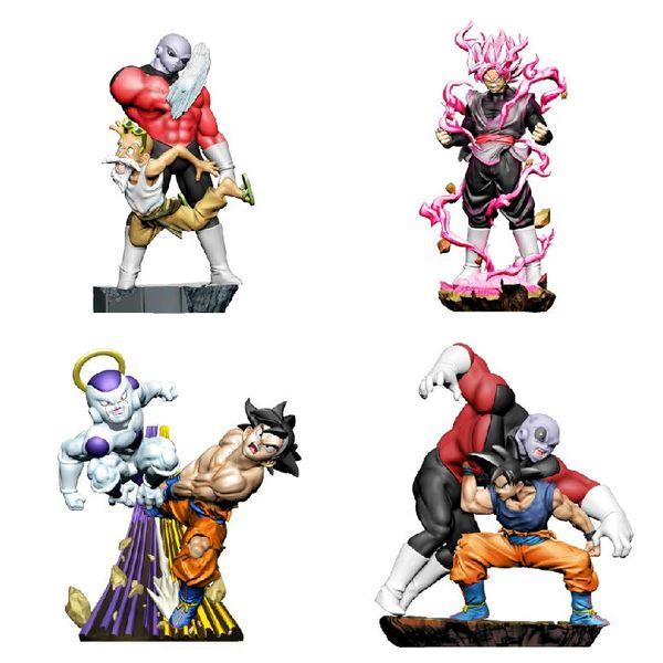 Dragon Ball Super Dracap Re Birth Super Revival Figure Set