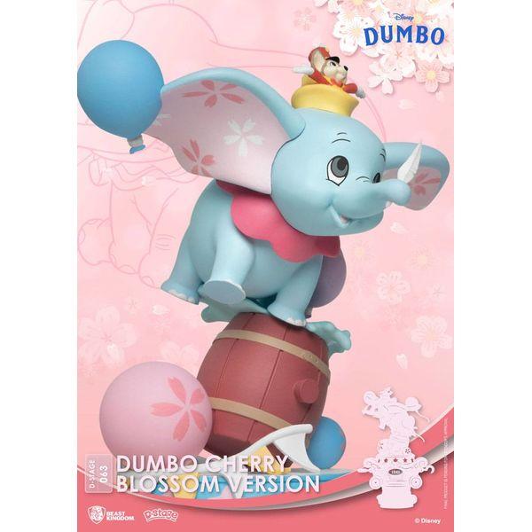 Figura Dumbo Cherry Blossom Disney D-Stage