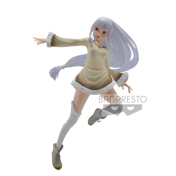 Figura Emilia Furry Materials Re:Zero Espresto