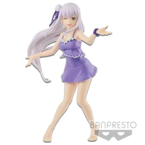 Figura Emilia Re:Zero EXQ
