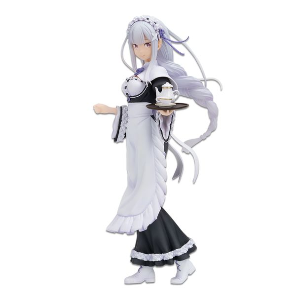 Figura Emilia Re:Zero Rejoice that There Are Lady On Each Arm Ichibansho