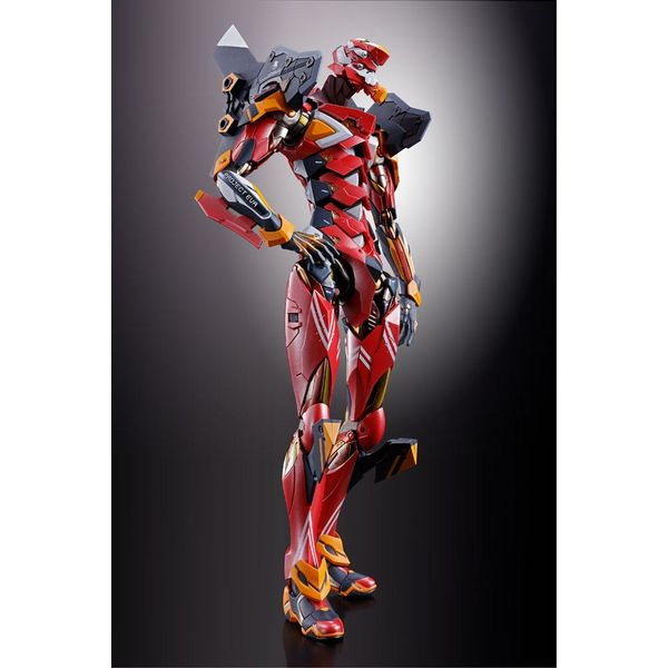 Figura Eva 02 Production Model Neon Genesis Evangelion Metal Build