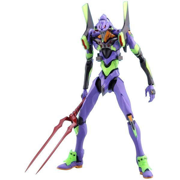 EVA Unit 01 GLOBAL Exclusive Figure Rebuild of Evangelion Riobot