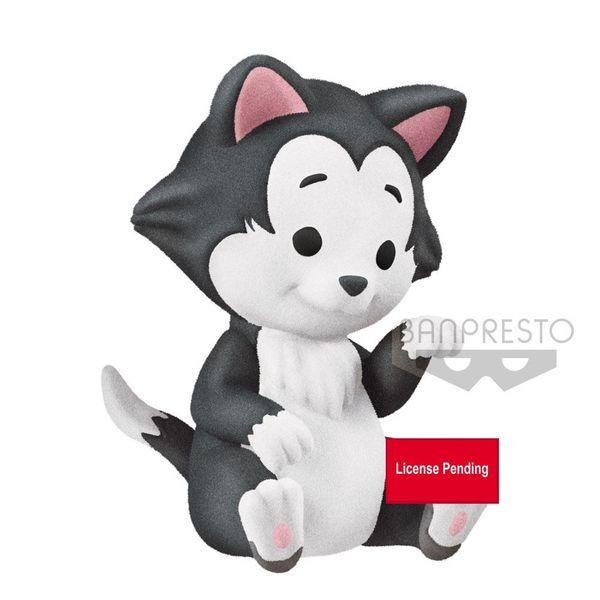 Figura Figaro Aristogatos Disney Fluffy Puffy Cutte
