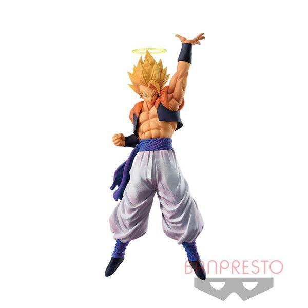 Gogeta SSJ Figure Dragon Ball Legends Collab