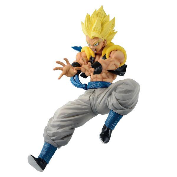 Gogeta SSJ Figure Dragon Ball Legends Ichibansho Rising Fighters