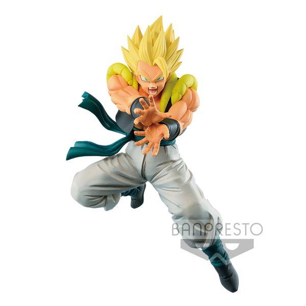 Gogeta SSJ Figure Dragon Ball Super Kamehameha II