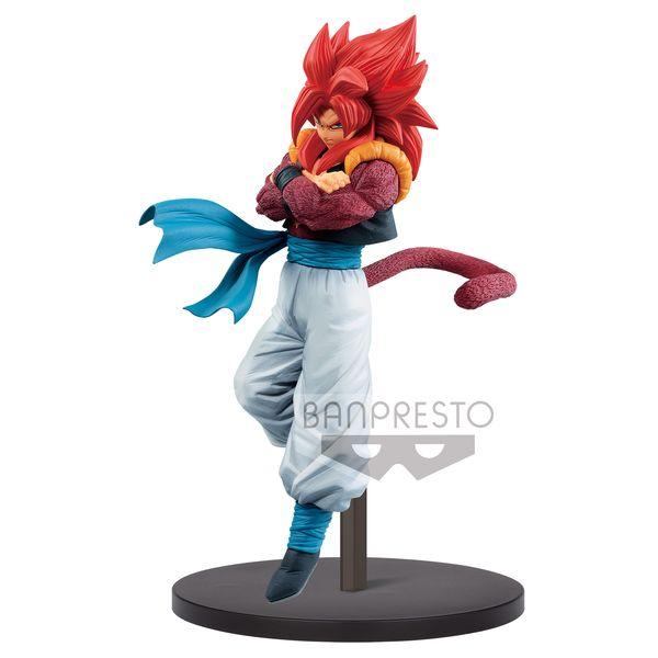 Gogeta SSJ4 Figure Dragon Ball Super Super Son Goku Fes Vol 11
