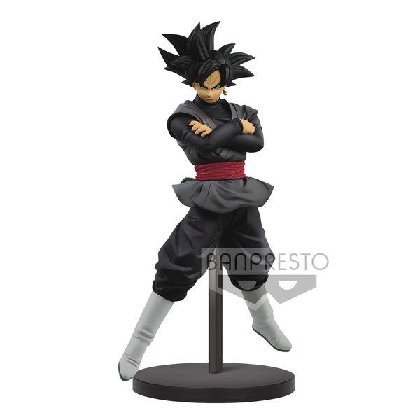 Goku Black Figure Dragon Ball Super Chosenshiretsuden II Vol 2