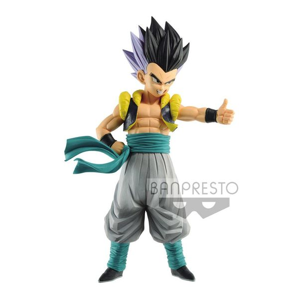 Figura Gotenks Base Dragon Ball Z Resolution of Soldiers Grandista