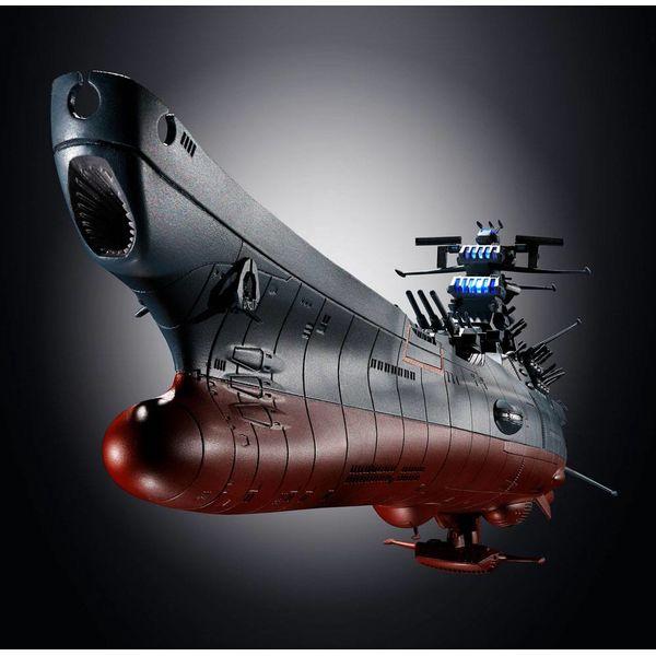 Figura GX-86 Yamato 2202 Diecast Model Soul Of Chogokin Space Battleship Yamato