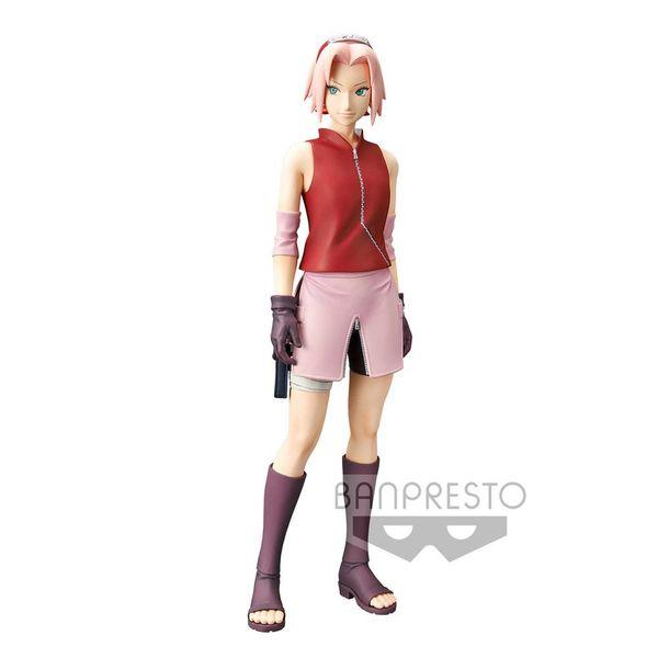 Haruno Sakura Figure Naruto Shippuden Grandista Shinobi Relations