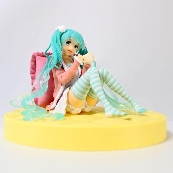 Figura Hatsune Miku Casual Wear Vocaloid