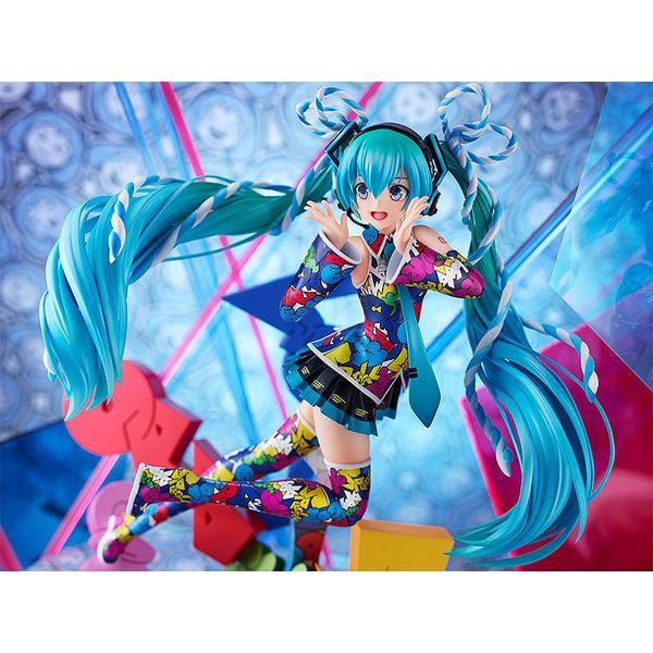Figura Hatsune Miku Vocaloid Character Vocal Series 01 Miku EXPO 5th Anniv Lucky Orb UTA X KASOKU