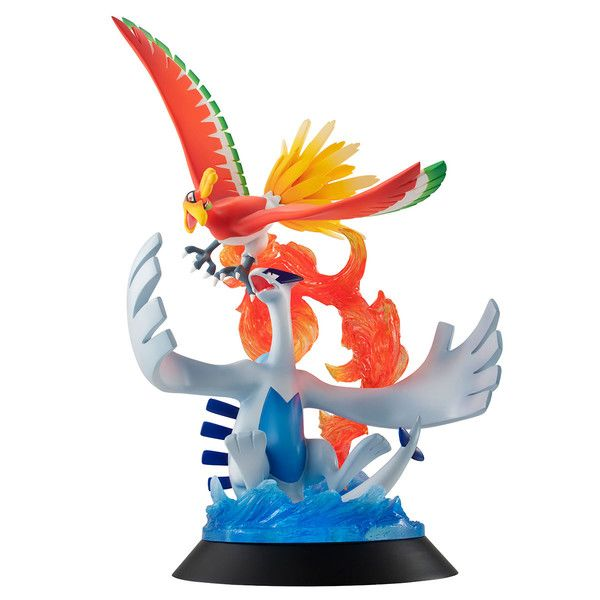 Figura Ho-Oh & Lugia Pokemon G.E.M. EX