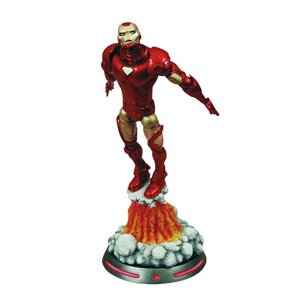 Figura Iron Man Marvel Select 18 cm