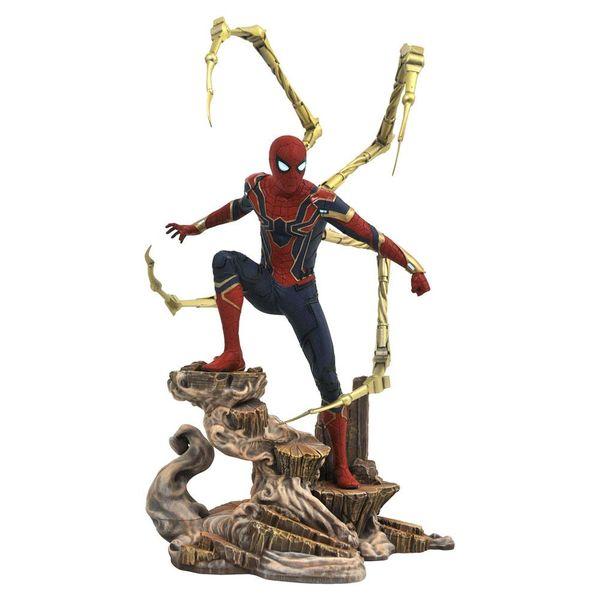Figura Iron Spider-Man Vengadores Infinity War Marvel Movie Gallery