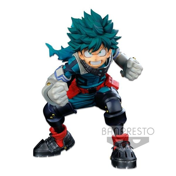 Izuku Midoriya Figure My hero Academia Colosseum Modeling Academy Super Master Stars Piece