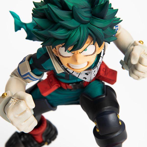 Figura Deku Izuku Midoriya My hero Academia Colosseum Modeling Academy Super Master Stars Piece
