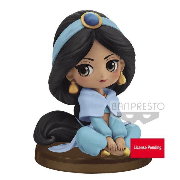 Figura Jasmine Sentada Disney Q Posket Petit