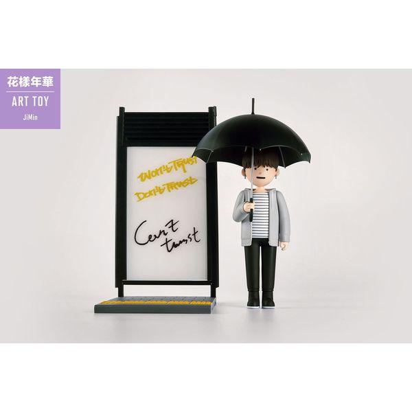 Figura Jimin BTS Art Toy