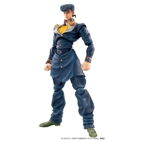 Figura Josuke Higashikata Jojo's Bizarre Adventure Super Action Chozokado