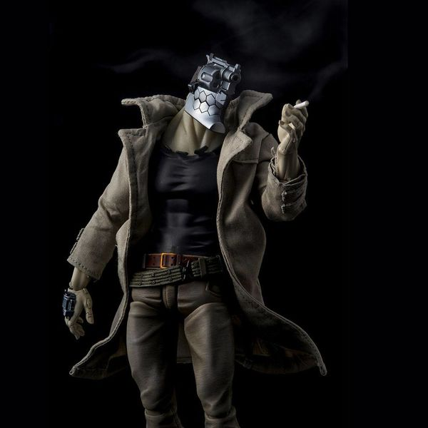 Figura Juzo Inui No Guns Life