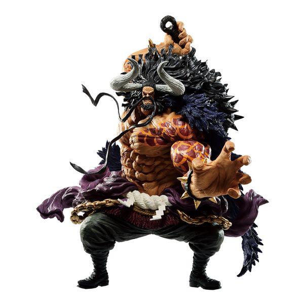 Kaido Figure One Piece Ichibansho Full Force