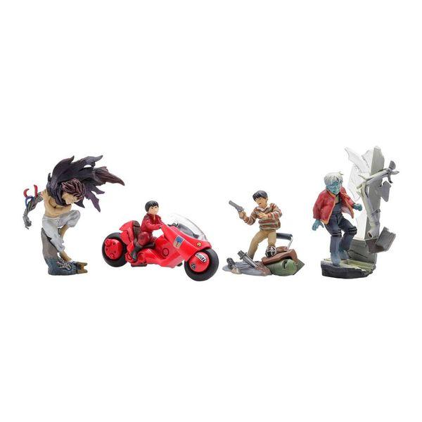 Kaneda vol 1 Akira MiniQ Figure Set