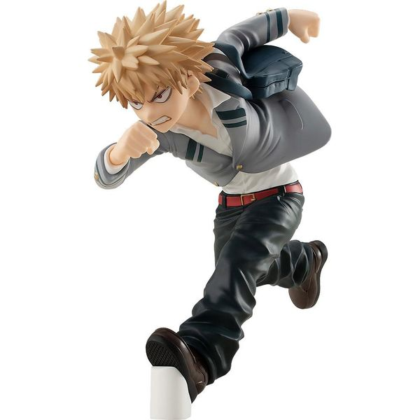 Figura Katsuki Bakugo My Hero Academia Pop Up Parade