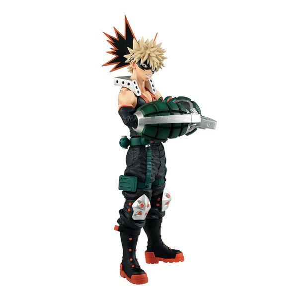 Figura Katsuki Bakugo My Hero Academia I'm Ready Ichibanso