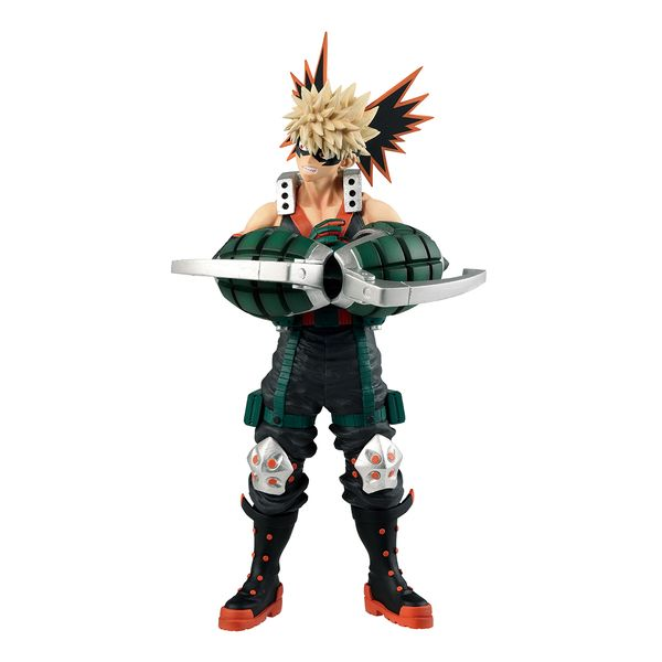 Figura Katsuki Bakugo My Hero Academia I'm Ready Ichibansho