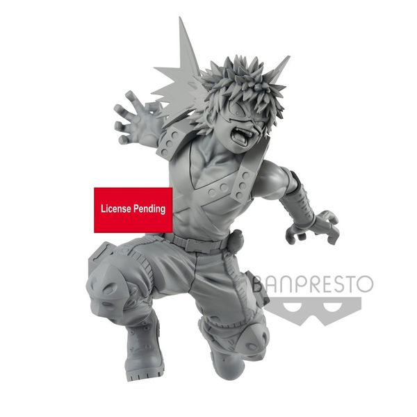 Figura Katsuki Bakugo My Hero Academia King of Artist