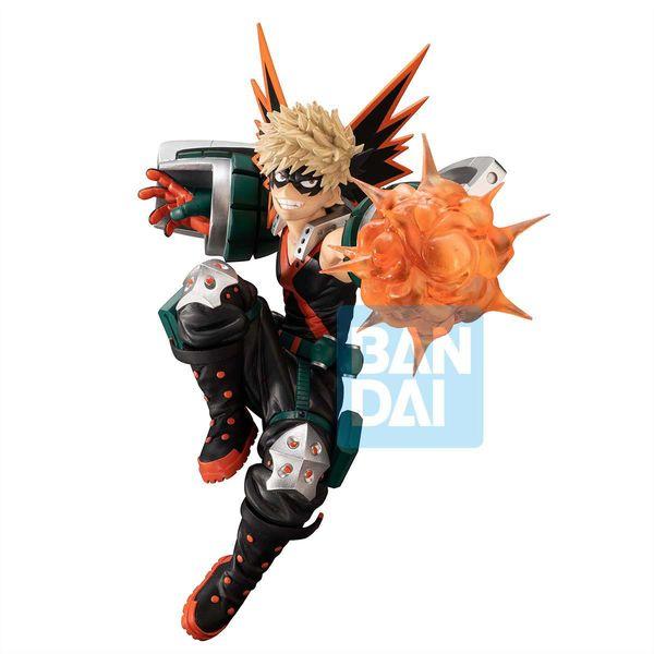 Figura Katsuki Bakugo My Hero Academia Smash Rising Ichibansho