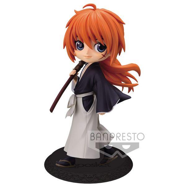 Kenshin Himura Figure Rurouni Kenshin Q Posket Version B