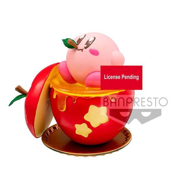 Figura Kirby Version A Kirby Paldoce Collection Vol 1